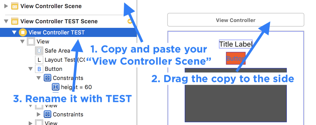 30 Auto Layout Best Practices for Xcode 10 Storyboards and iOS 12