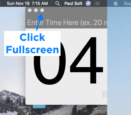 Half-Offscreen-Timer-App