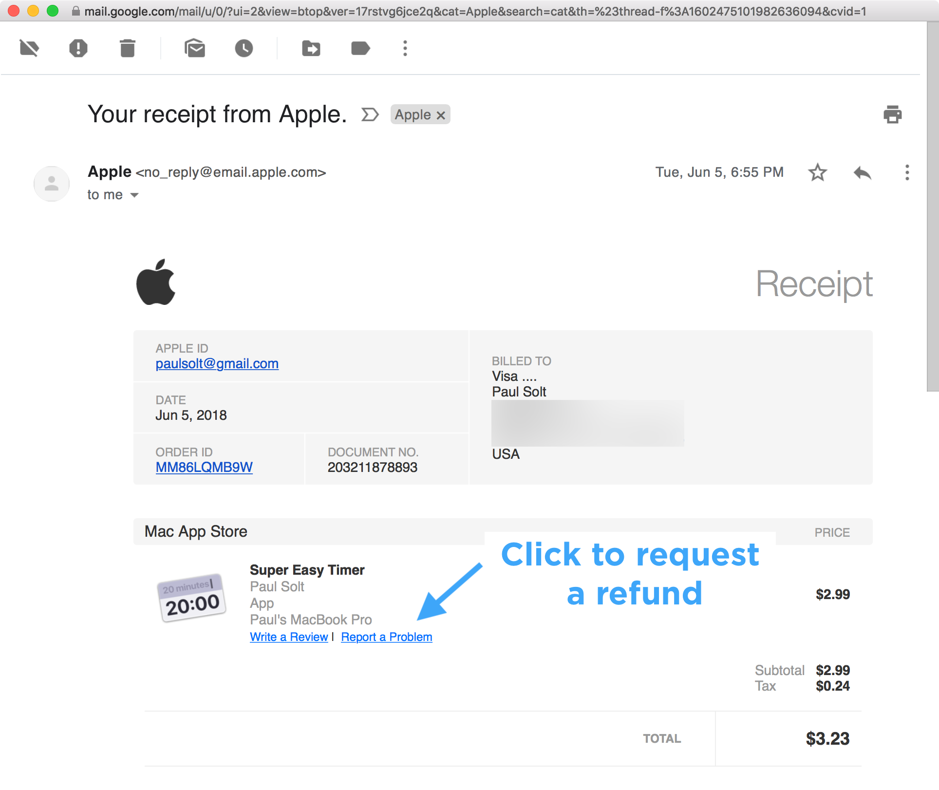 Mac App Store Refund in 6 Steps: How to Get a Refund for any